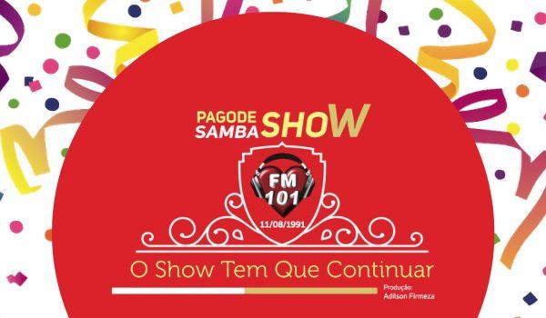 Pagode Samba Show