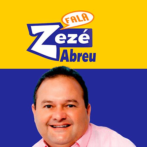 Programa Zezé Abreu de 08h às 12h