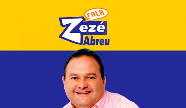 Fala Zezé Abreu